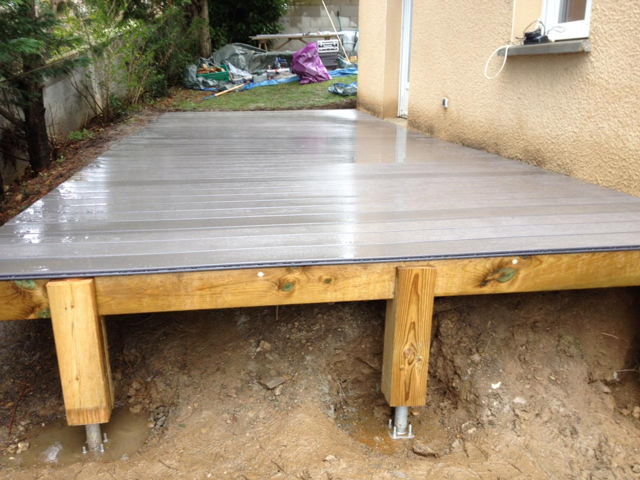 Nettoyer Terrasse Carrelage Of Nettoyer Terrasse Bois Javel