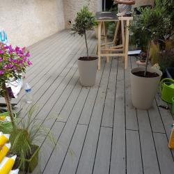 Terrasse pour M6